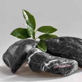 "Black Marble Pebbles Oblutak ""Montenegro"""